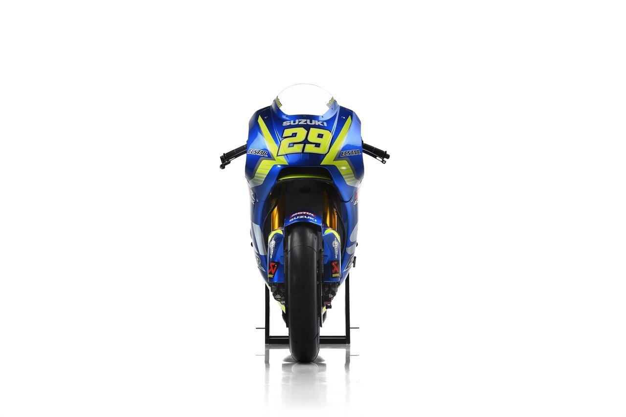 Foto de Presentación Suzuki MotoGP 2017 (67/69)