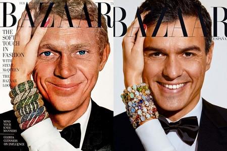 Albert Rivera Para Vanity Fair O De Como Las Revistas En Espana Se Copian A Las Demas