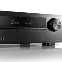 El Denon AVR-X250BT es el receptor AV más económico de la marca con el que podrás iniciarte en el mundo del home cinema