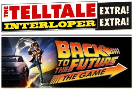 'Back to the Future'. Los que reservamos el primer capítulo de manera gratuita lo disfrutaremos en febrero