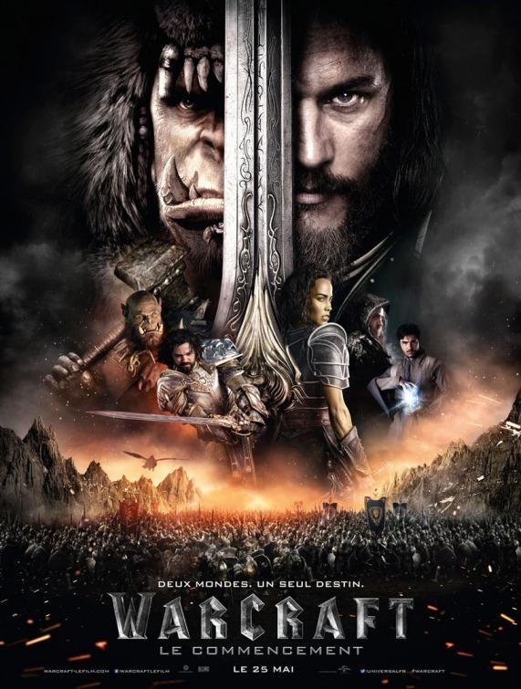 Foto de 'Warcraft: El origen', carteles de la película (8/17)