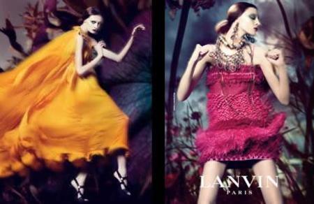 Toda la campaña de Lanvin Primavera/Verano 2008