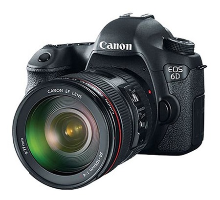 Canon 6D, ¿la competencia a la Nikon D600?