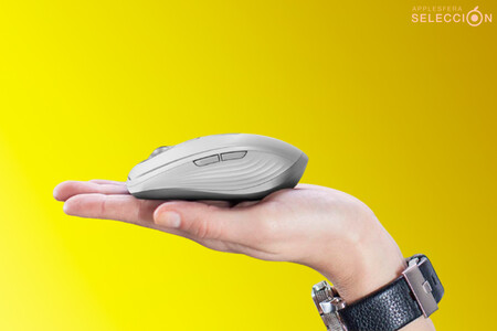 El ratón Bluetooth ultracompacto Logitech MX Anywhere 3 está rebajado a su precio mínimo histórico en Amazon de 56,59 euros