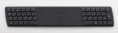 NFC keyboard, un teclado que se conecta a tu equipo usando la tecnología NFC