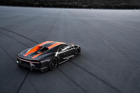 Bugatti Chiron coche más rápido del mundo