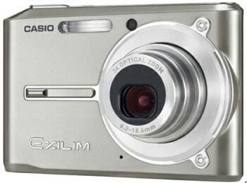 Casio Exilim S600D, ahora con grabación en DivX