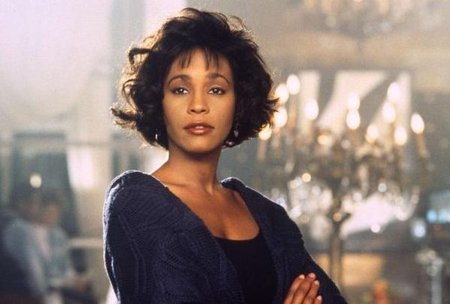 Whitney Houston nos ha dejado