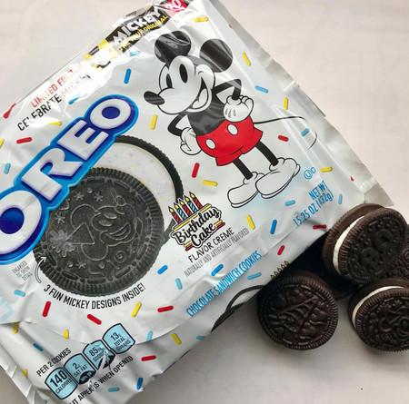 Óreo celebra los 90 años de Mickey Mouse con una edición especial