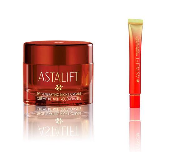 Cuidados cosmeticos esenciales Astalift