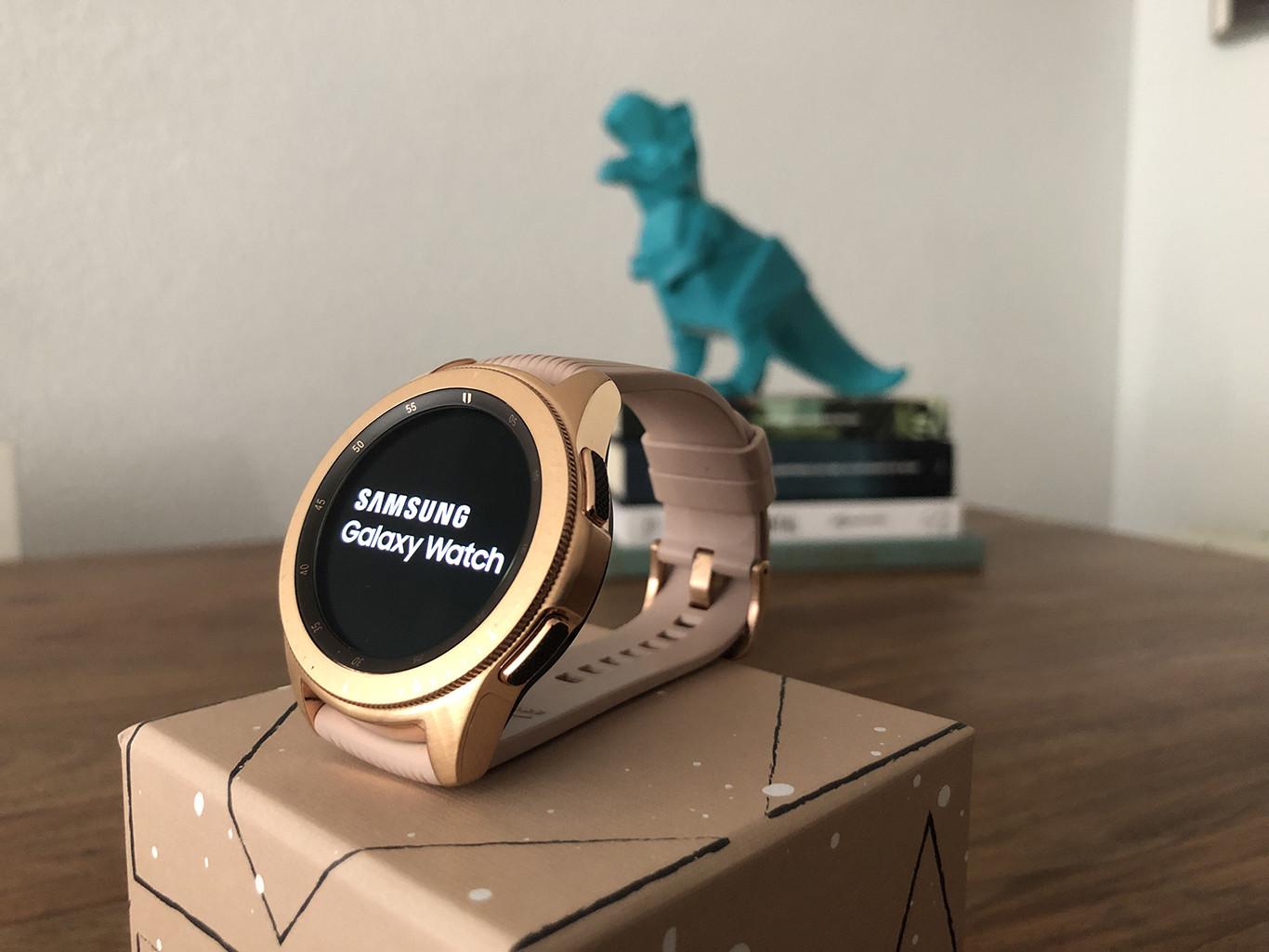 Mi experiencia con el Galaxy Watch, el nuevo reloj