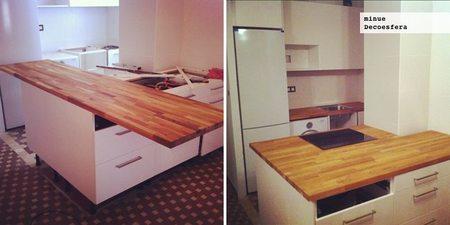 Proyecto minue merece la pena montarse la cocina de ikea for Disenar mi propia cocina