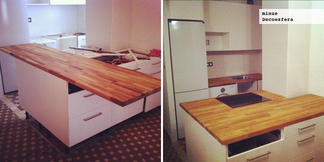 Proyecto minue merece la pena montarse la cocina de ikea - Disenar mi propia cocina ...