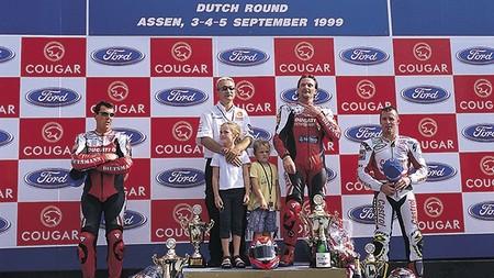 Carl Fogarty Wsbk Ducati Assen 1999