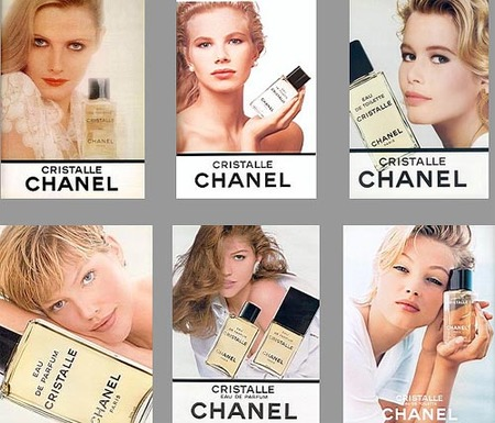 Chanel Cristalle Eau Verte, re-edición