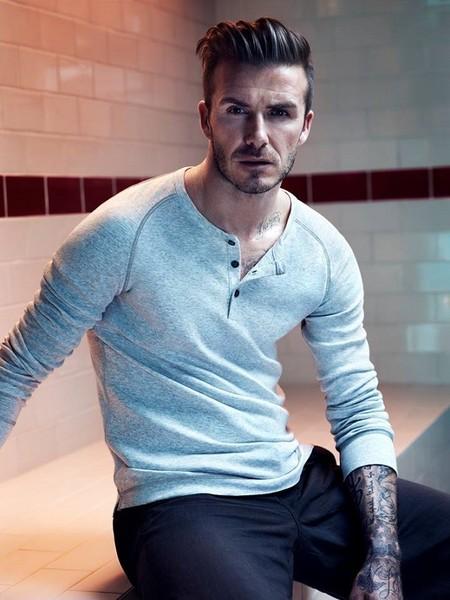 Tommy Hilfiger, o cómo adorar a David Beckham