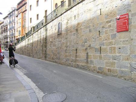 Cuatro rutas para recorrer Pamplona en bici