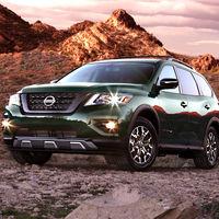 Este Nissan Pathfinder Rock Creek Edition propone un aspecto más aventurero, sólo para Estados Unidos