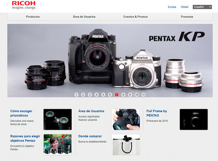 Pentax Catalogo 02