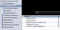 Truco: Usa iTunes para organizar tus documentos PDF