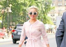 Lady Gaga saca su lado más romántico para pasear por las calles de Nueva York