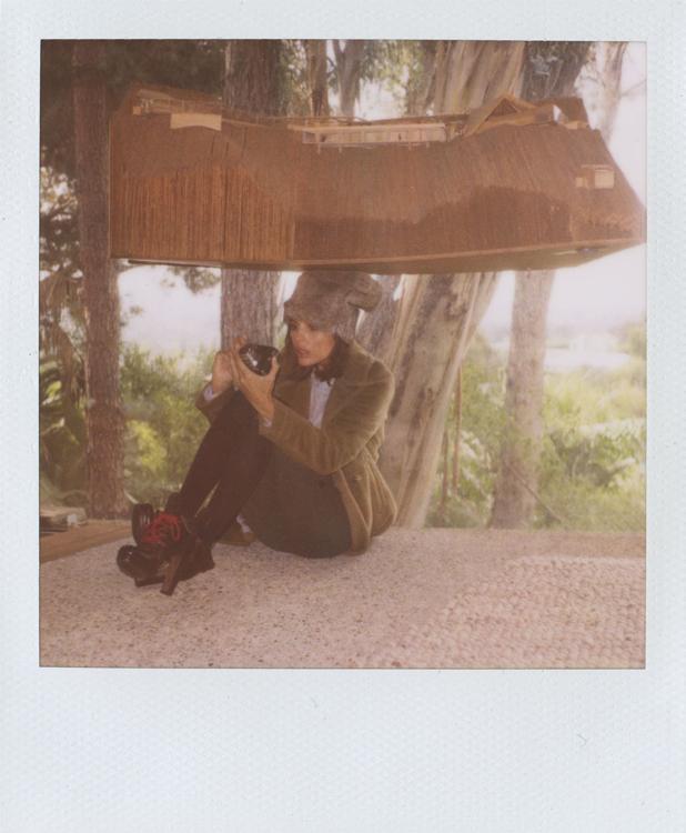 Foto de Elena Anaya para Boy by Band of Outsiders (33/37)