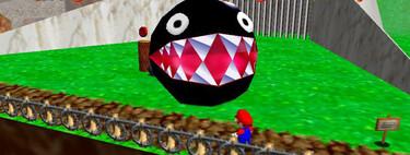 Super Mario 64: cómo conseguir la estrella Behind Chain Chomp's Gate de Bob-omb Battlefield