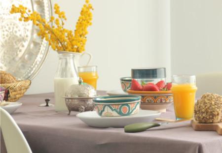 Dar-amïna, estilo étnico para decorar