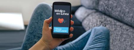 Medico En Linea Apps Conacyt 2