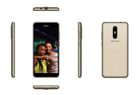 Hisense U965 y Hisense F23+ en México: smartphones para la gama de entrada con pantalla 18:9 y sensor de huellas