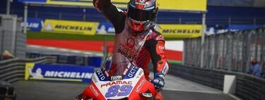 Jorge Martín, el rookie volador que ha hecho 'match' con Ducati y bate récords de precocidad en MotoGP