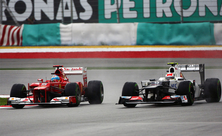 Las mejoras de Ferrari que se estrenarán en Barcelona cogerán ideas de Sauber