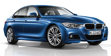 BMW Serie 3 Paquete M