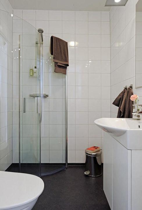 Foto de Una casa de 17 metros cuadrados en Suecia (13/14)