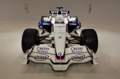 El nuevo BMW F1.08