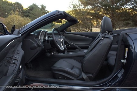 2013 Chevrolet Camaro SS Convertible