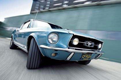 1967 Ford Mustang GTA 390