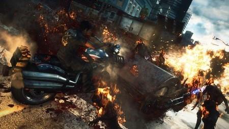 Locura y desenfreno con los vehículos de 'Dead Rising 3' [GC 2013]