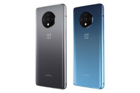 Oneplus 7t Blue Silver