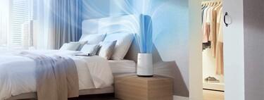 Este purificador de aire de Philips está a precio mínimo y promete eliminar los alérgenos de tu hogar