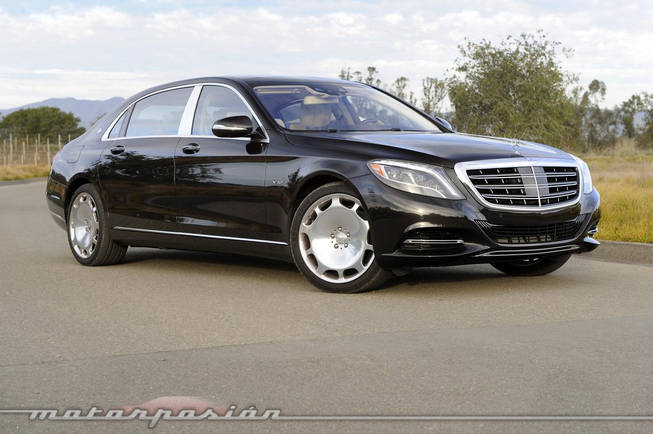 Mercedes-Maybach Clase S, primeras impresiones