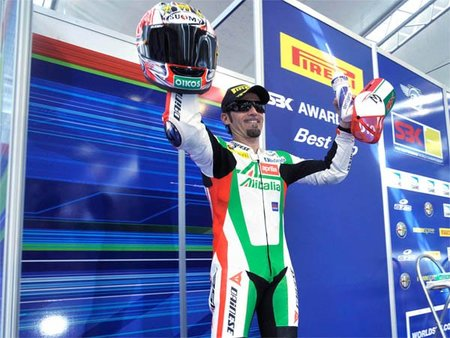 Superbikes Italia 2010: ¿Ganará Biaggi el mundial?