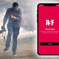 'Chaleco digital', una app móvil para reforzar la seguridad de los reporteros y fotoperiodistas en situaciones de riesgo