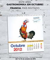 San Sebastián Gastronomika 2012: será en octubre y se hablará en francés