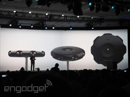 Proyect Beyond es la cámara con la que Samsung quiere que grabemos vídeos para la realidad virtual