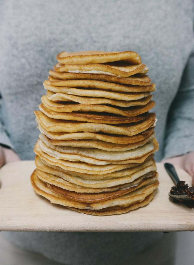Tortitas sin azúcar