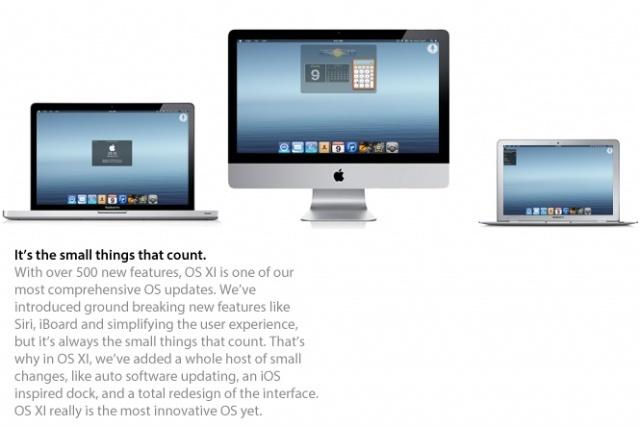 Foto de Concepto de OS XI (11/11)
