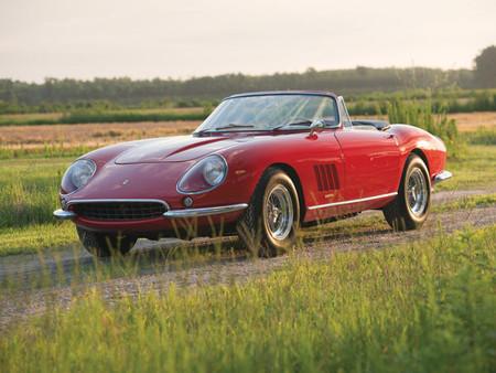 Ferrari 275 GTB/4 NART Spider vendido en 27.5 MDD