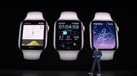 Analisis Apple Watch Series 5 Skymap Keynote