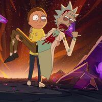 'Rick y Morty' regresa el 20 de junio: aquí está el exótico tráiler de la quinta temporada